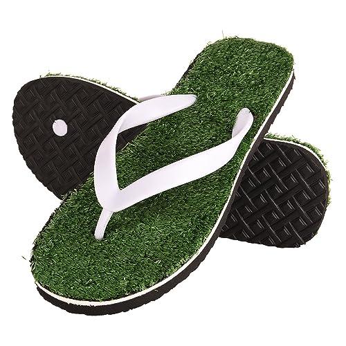 72682e165e0d DRUNKEN Men s Imitation Grass Slipper  Buy Online at Low Prices in ...