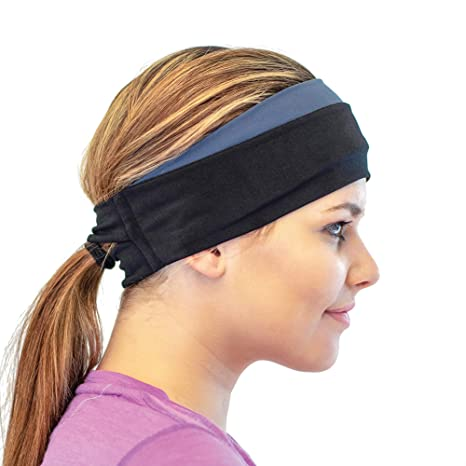 Red Dust Active Running Headband and Winter Ear Warmer for Women – for  Sport 4a9739dfa3b
