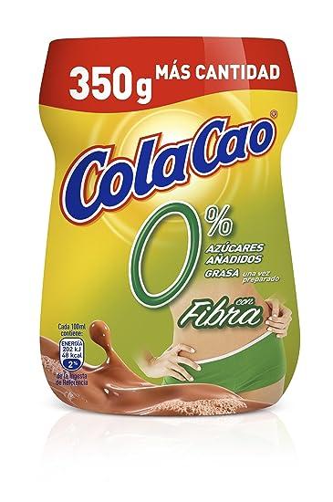 Cola Cao 0% Fibra - 300 gr