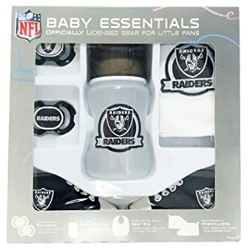 beec75ac8 Image Unavailable. Image not available for. Color: Oakland Raiders Baby ...