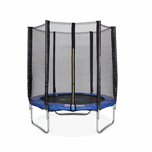 Berg Favorit trampolín 35.14.47.02 Deporte Serie inground 430 cm ...