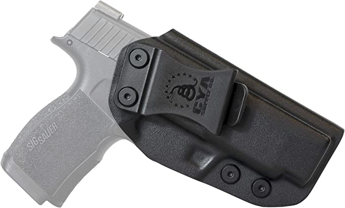 Adjustable Clipdraw for Sig Sauer P365XL Belt Clip Waistband Conceal Carry 365-A