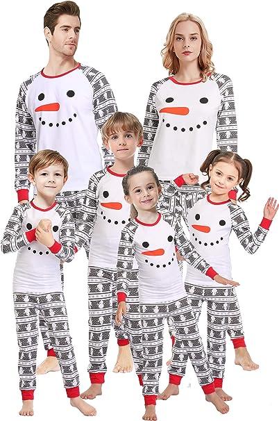 Toddler Christmas Pjs Girl Christmas Pajamas Boy Christmas Pajamas Santa Christmas Pajamas Matching Family Pjs