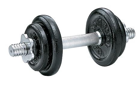Body Coach - Mancuerna con cierre de rosca (10 kg, 29 x 24 x