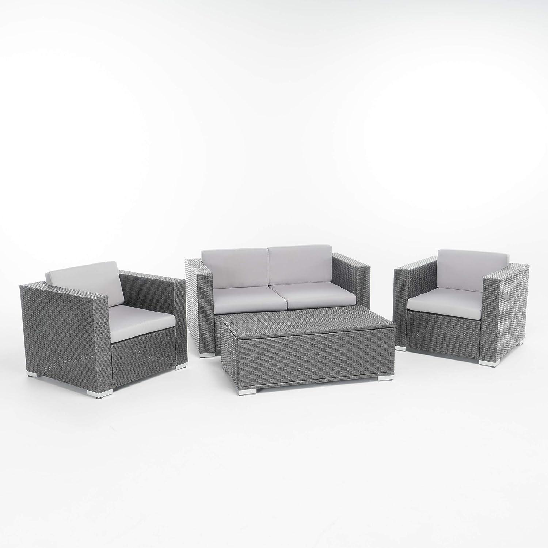 Christopher Knight Patio Furniture.Amazon Com Christopher Knight Home 295510 Patio Furniture