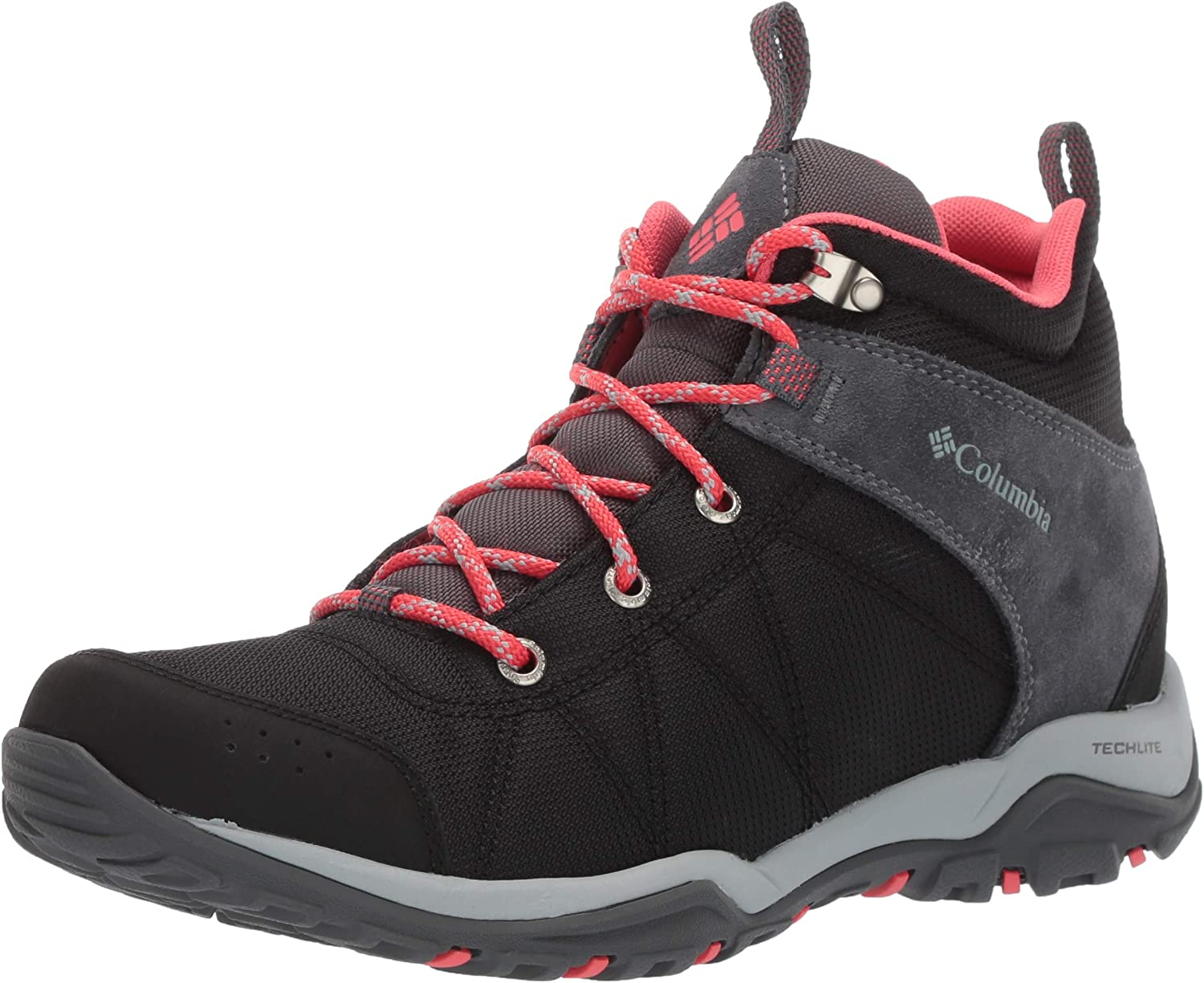 Columbia Women s Fire Venture Mid Textile Hiking Boot