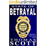 State of Betrayal: A Mystery Thriller Novel (Virgil Jones Mystery Thriller Series Book 2)