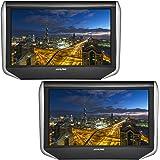 アルパイン(ALPINE) 10.1型 WXGA液晶 HDMI ヘッドレストモニター シートバック・リアビジョン(2台パック) SXH10T