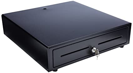 Wasp E  Cash Drawer Black