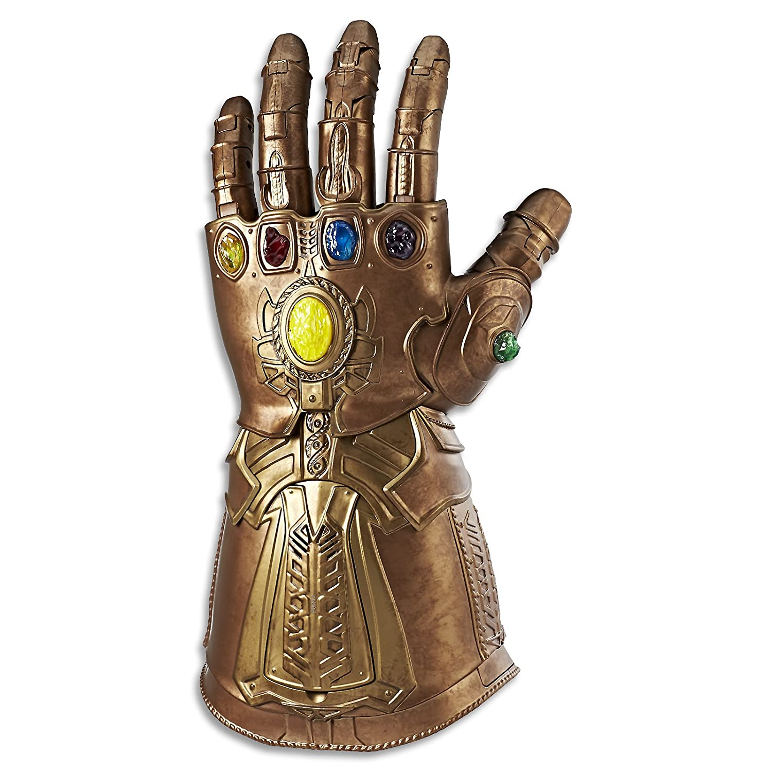adf5dc15cdff84 Amazon.com  Marvel Legends Series Infinity Gauntlet Articulated Electronic  Fist  Toys   Games