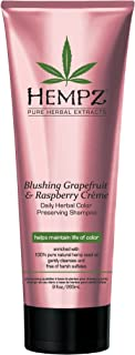 product image for Hempz Hempz blushing grapefruit & raspberry creme color preserving herbal shampoo, 9.0 ounce, 9 Ounce