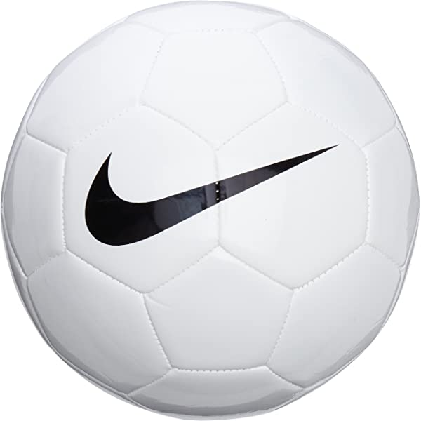 Nike Team Training Balón, Unisex Adulto, Blanco/Negro, 4: Amazon ...