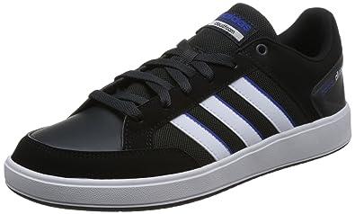 outlet store c3b62 209e7 adidas CF All Court, Chaussures de Gymnastique Homme, Noir Core BlackFTWR  White