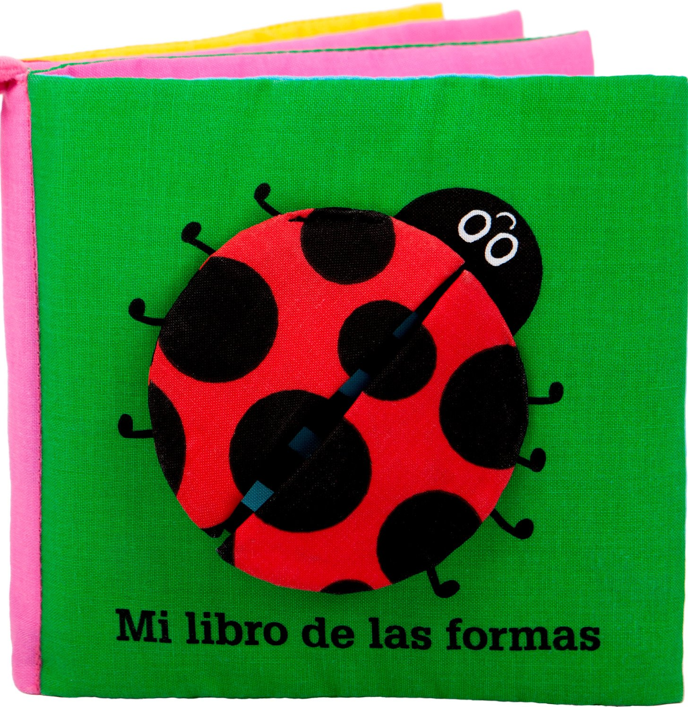 Mi libro de las formas (Read & Play) Tapa dura – 31 oct 2014 K's Kids Production Georgina Mercader Combel 8498259363