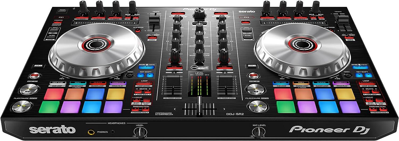 Amazon.com: Pioneer DJ - Controlador portátil de 2 canales ...
