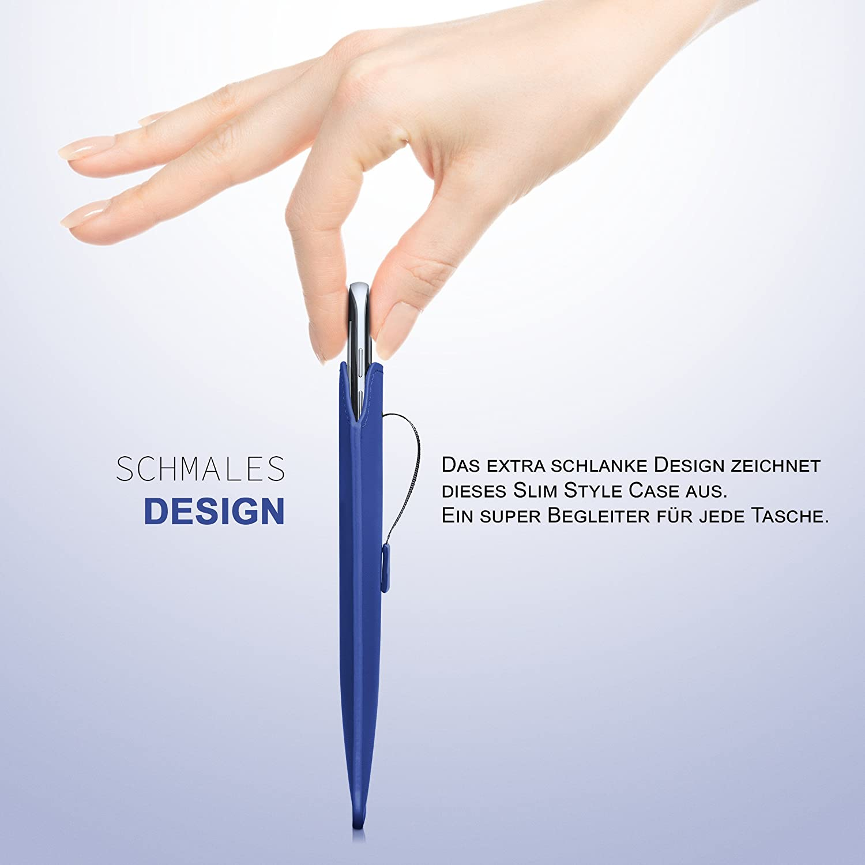 Case Full Body Handytasche Kunst-Leder Tasche 2017 2017 | H/ülle Schwarz Sleeve Slide Cover Ultra-Slim Schutzh/ülle D/ünn Handyh/ülle f/ür Nokia 3310 moex Nokia 3310