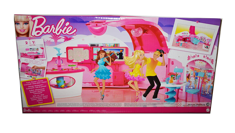 Barbie Cruise Ship 2 in 1: Amazon.de: Spielzeug