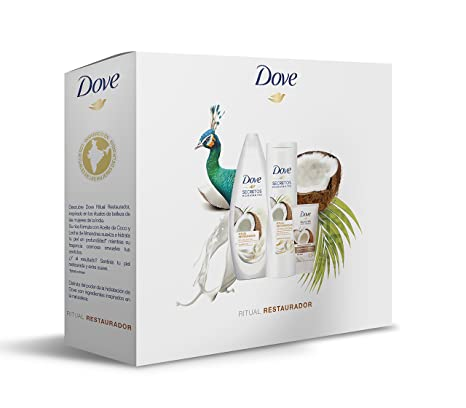Dove Pack Ritual Restaurador - 975 ml