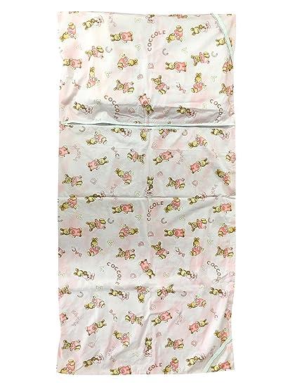 Saco dormir Guardería Verano Conejos Coccole Rosa 2 – 6 años