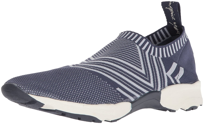 kensie Women's Magpie Sneaker B07864TTW6 6 B(M) US|Navy