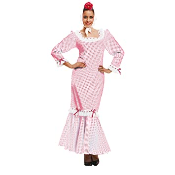 Amazon.com: My Other Me – Madrid/CHULAPA Costume for Women ...
