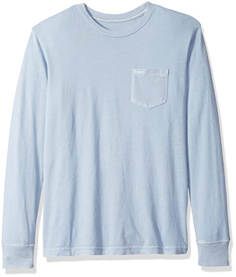 17e5f6b3 Amazon.com: RVCA Boys PTC Pigment Long Sleeve Tee: Clothing