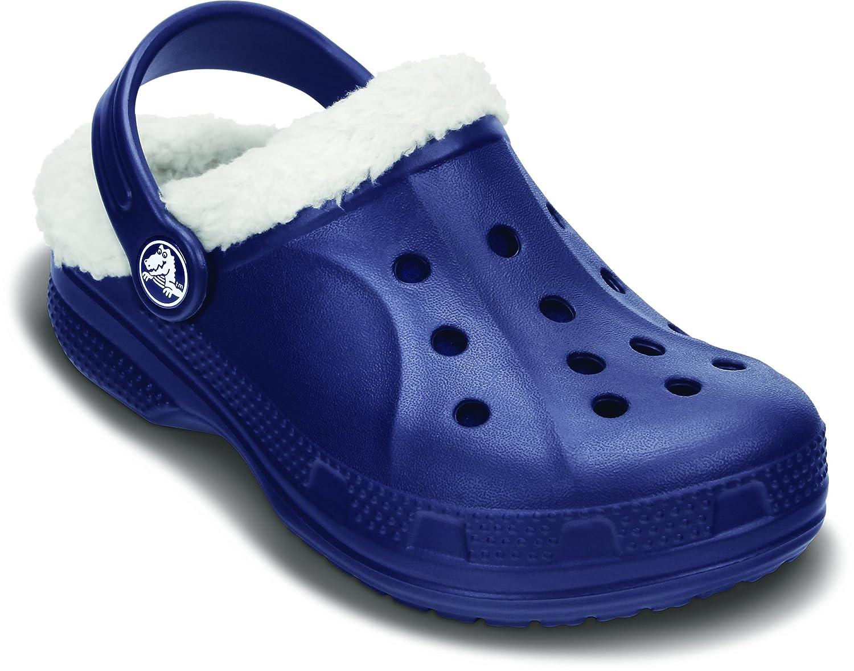 Crocs Kids Unisex Ralen Lined Clog Toddler//Little Kid