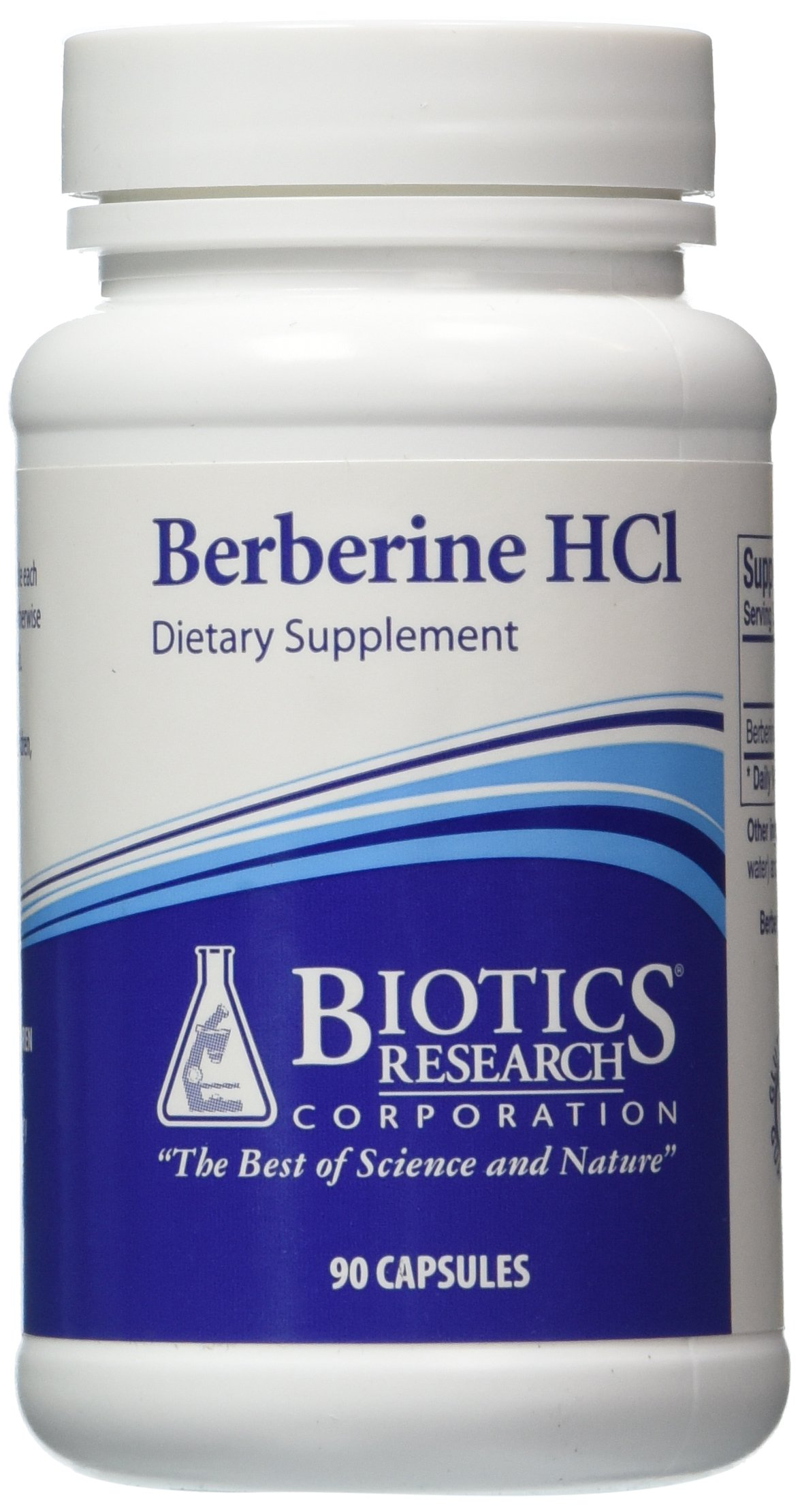 Biotics Research, Berberine HCL (90C)