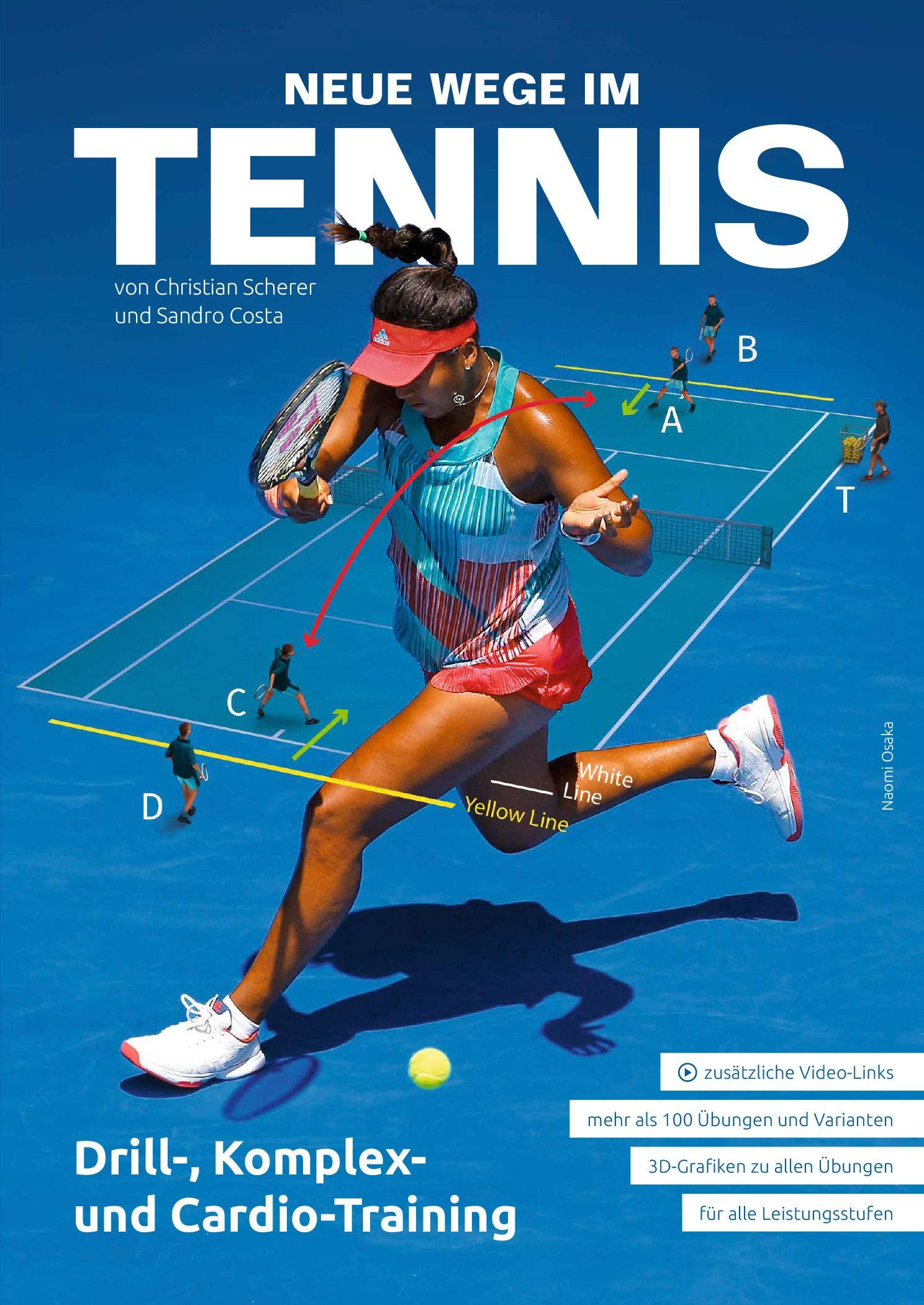 Neue Wege Im Tennis  Drill  Komplex  Und Cardio Training