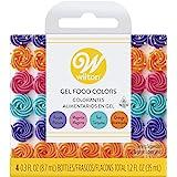 Wilton Neon Gel Food Color Set