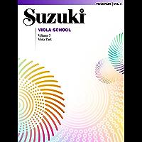Suzuki Viola School - Volume 7: Viola Part (Viola) book cover
