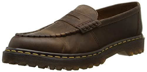 Dr. Martens Loafer Penny Core Mabbott - Zapatos Unisex Adulto: Amazon.es: Zapatos y complementos