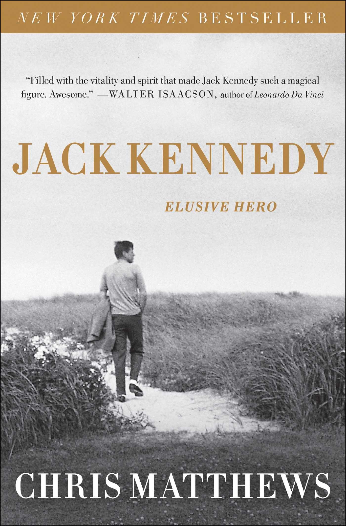 JACK KENNEDY: Elusive Hero ebook