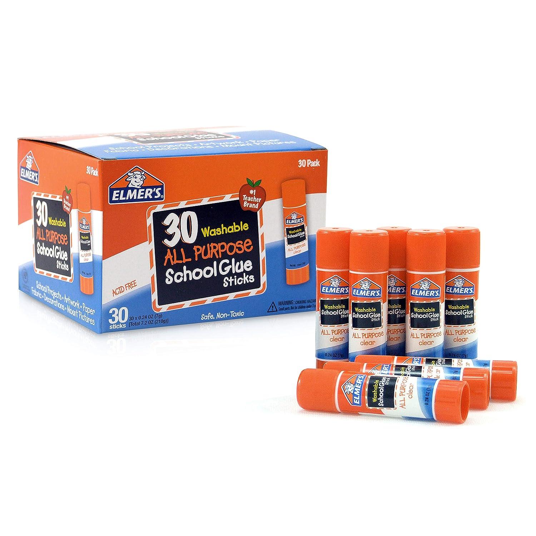 Elmer's Glue Sticks 30-Pack ON...