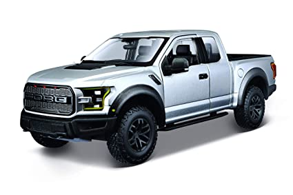 2017 Ford Colors >> Maisto Special Edition Trucks 2017 Ford F150 Raptor Variable Color Diecast Vehicle 1 24 Scale Colors May Vary