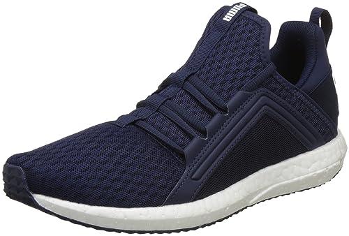 Peacoat White Running Shoes-8 UK