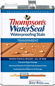 THOMPSONS TH.041851-16 Transparent Stain