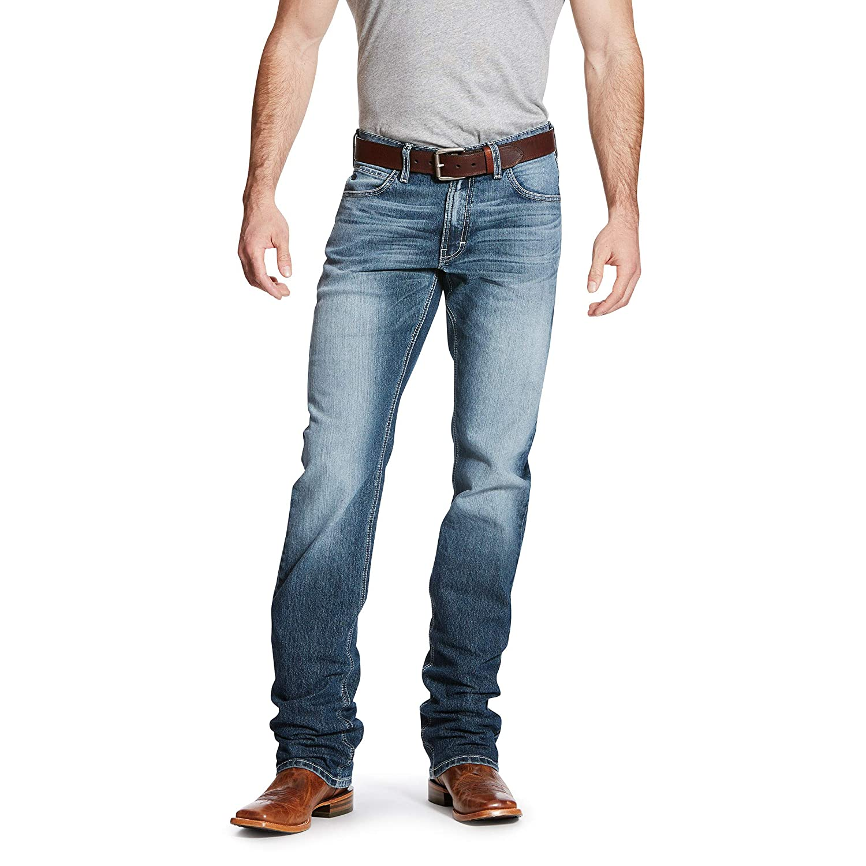 341fa324d95 ARIAT Men's Relentless Original Fit Remuda Performance Stretch ...