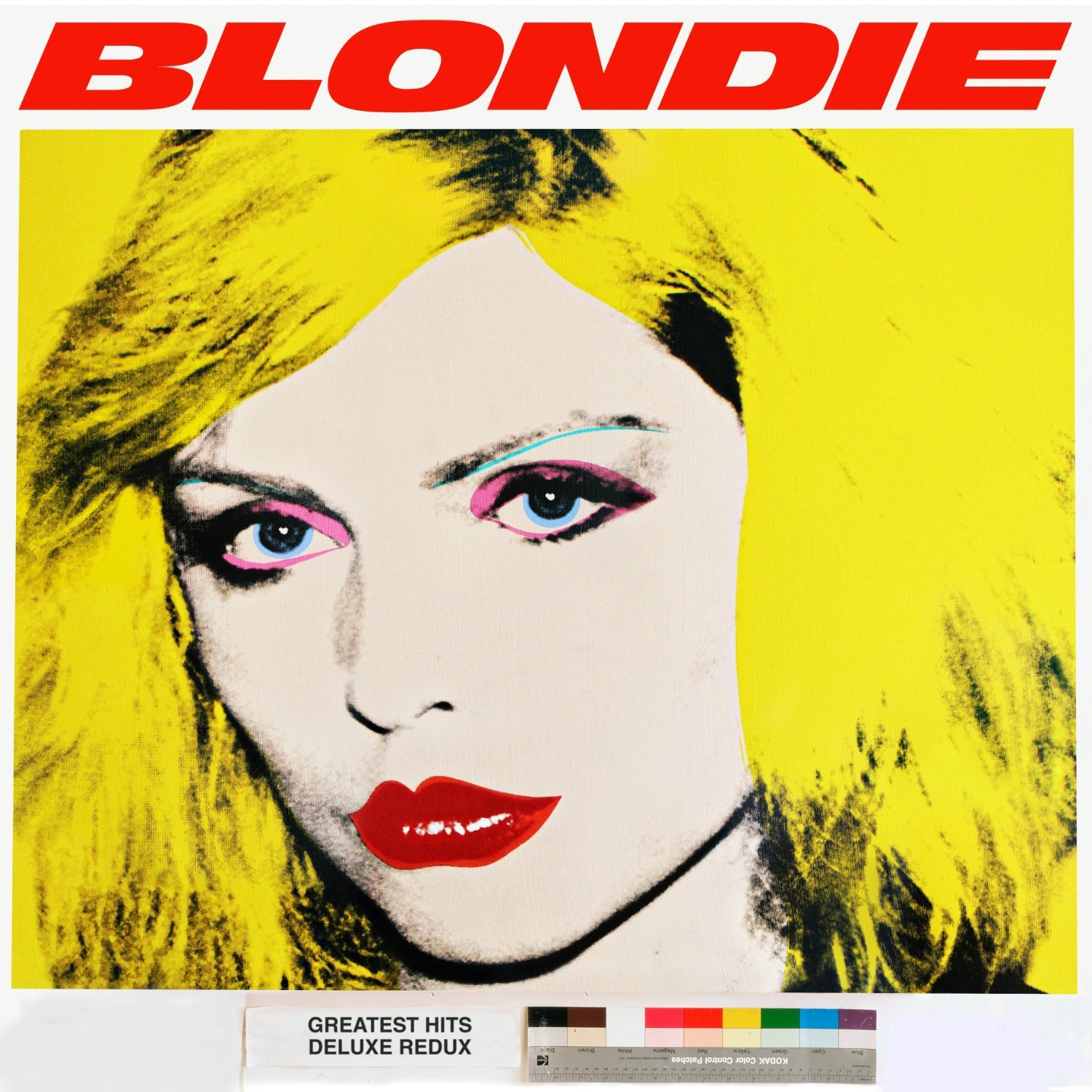CD : Blondie - Blondie 4(0)-ever: G.h. Dlx / Ghosts Of Download (With DVD, With Booklet, Deluxe Edition, Poster, Slipsleeve Packaging)