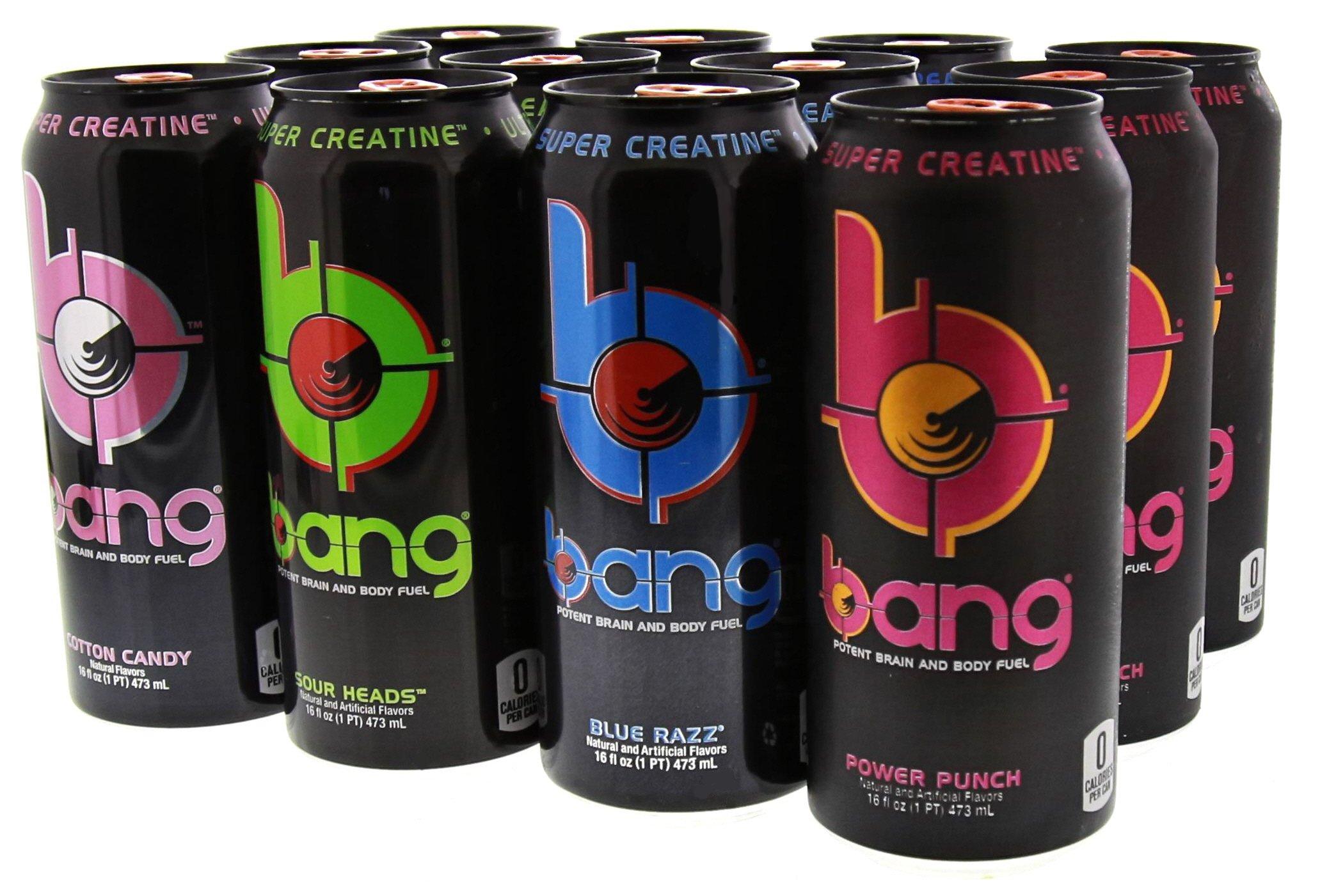 Bang 12 pack