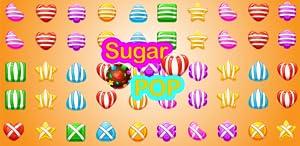 Sugar Pop - Candy Gummy Bear Crush Free Match 3 Puzzle Game by Unicorn Games Studio