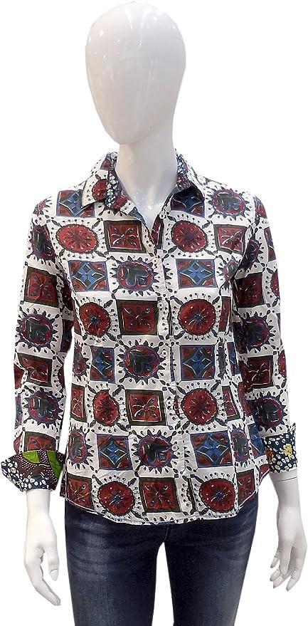 Ganesh-Liberty - Camisas - Étnica - para mujer Gemustert ...