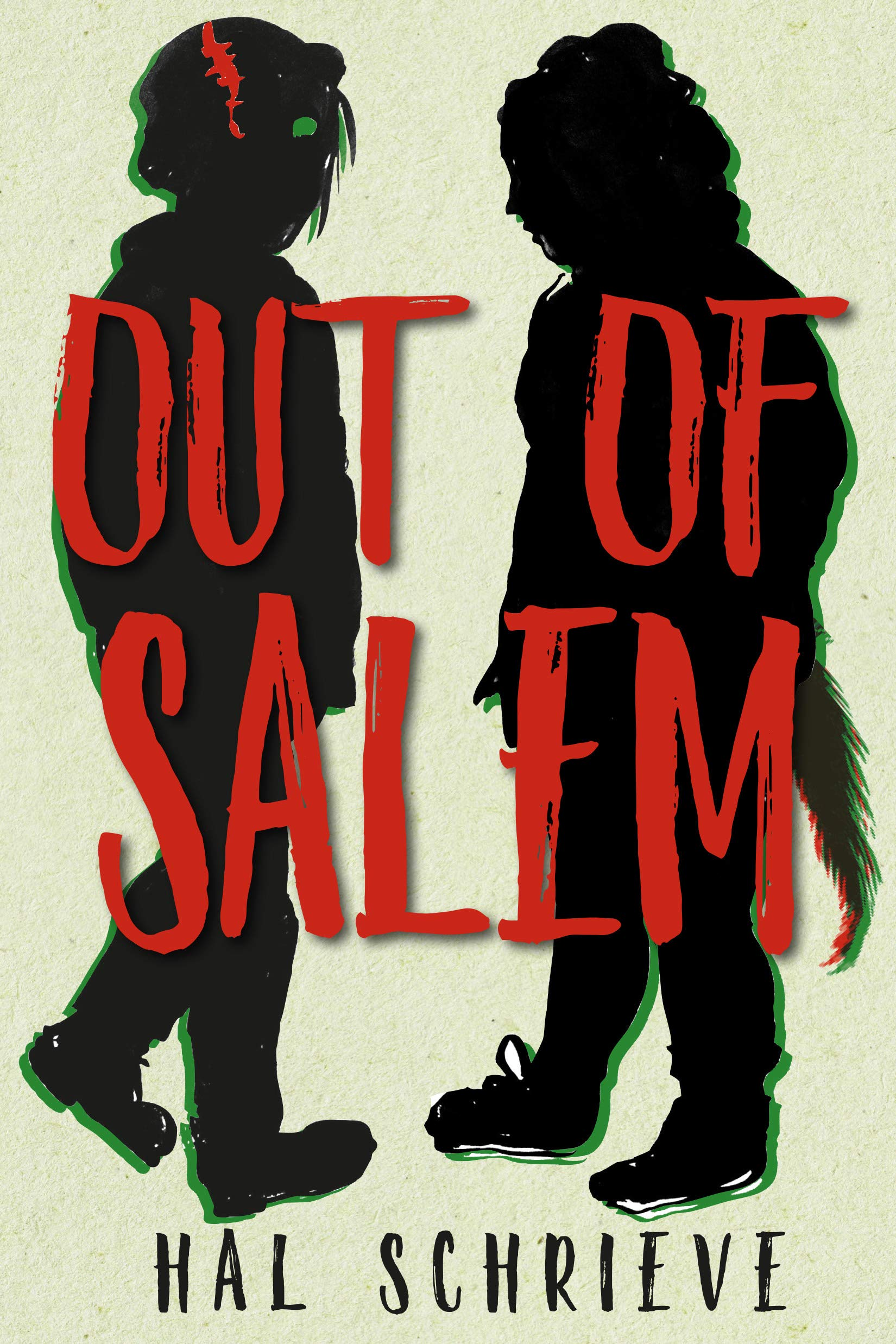 Image result for out of salem by hal schrieve