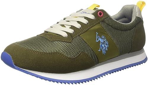 U.S.POLO ASSN. Talbot1, Zapatillas para Hombre: Amazon.es: Zapatos ...