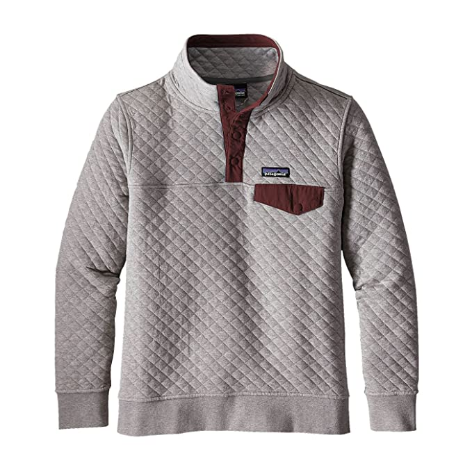 new styles dab8f c2a95 Patagonia W 'S Quilt snap-t P/oder Pullover, Damen: Amazon ...