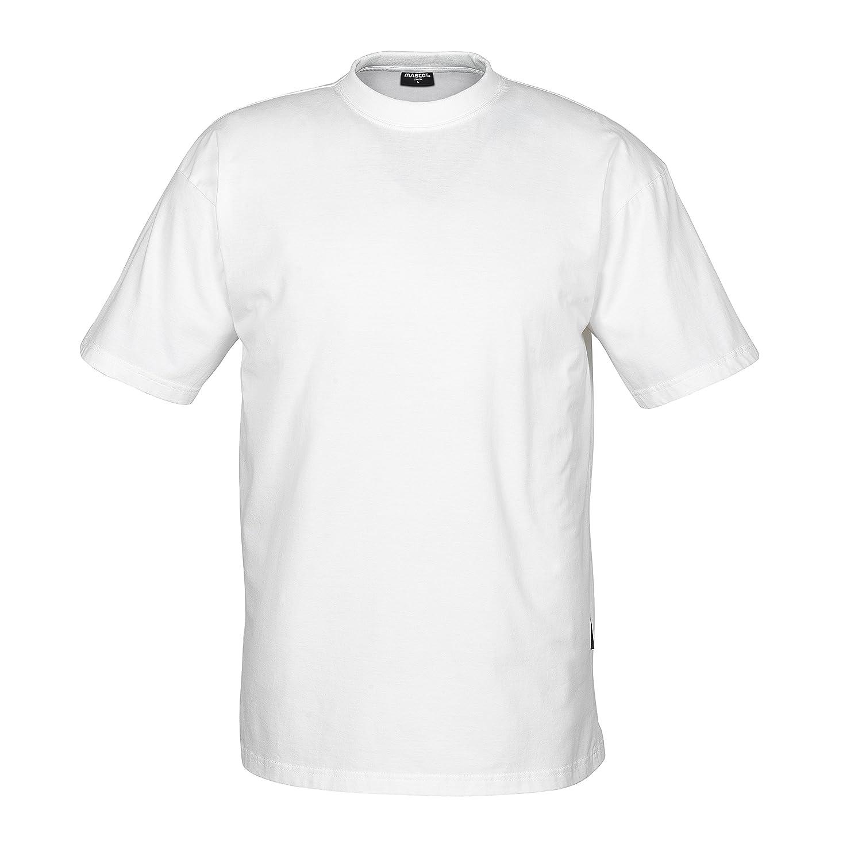 White Medium Mascot 00782-250-06-M ONEJava T-shirt