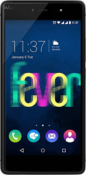 Wiko Fever 4G 13,2 cm (5.2