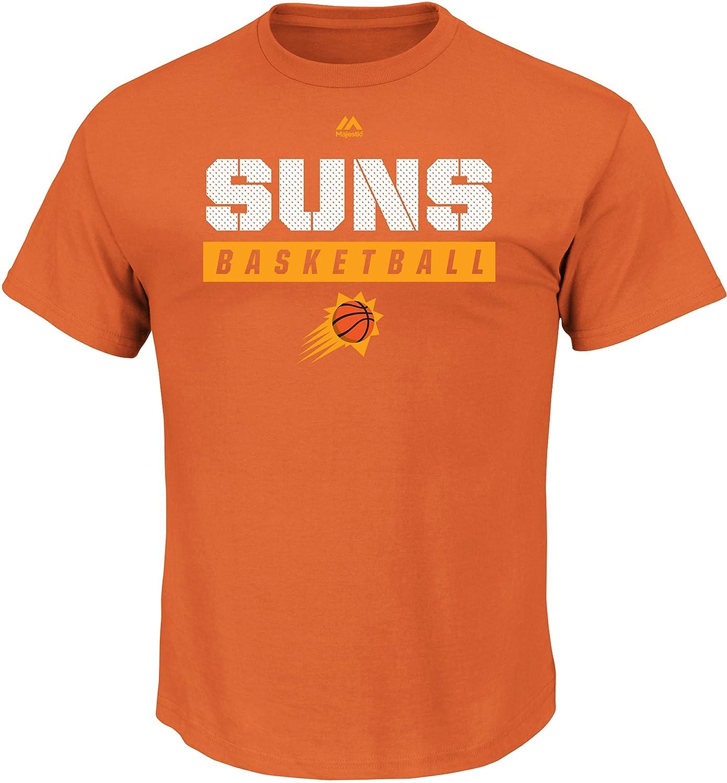 Phoenix Suns Majestic NBA Proven Pastime Short Sleeve Men's T-Shirt