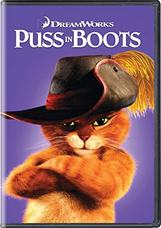 Puss In Boots 2011 Import Amazon Ca Puss In Boots 2011 Dvd