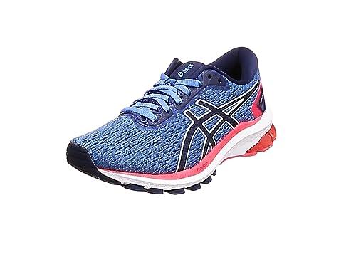 ASICS Damen Gt-1000 9 Running Shoe, grau